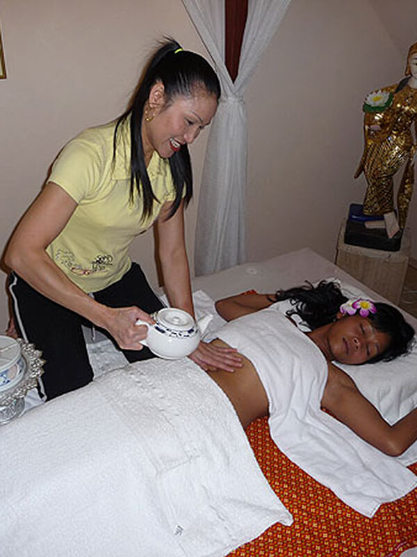 flechlight thaimassage märsta